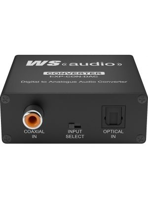WyreStorm EXP-CON-DAC Digital to Analogue Audio Converter
