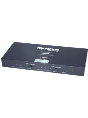 WyreStorm EXP-MX0402-010 4x2 HDMI Matrix Switcher with Remote