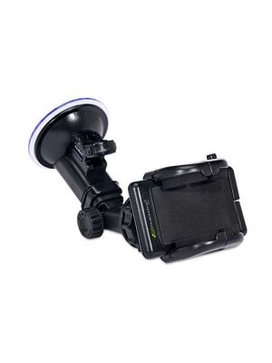 Bracketron GWM702BL GPS Pro Heavy Duty Windshield Mount and Holder - Adjusts Up to 4.5
