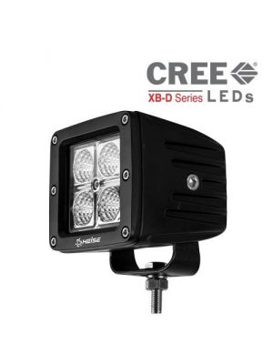 Heise HE-CL2 3 Inch 4 LED Cube Light