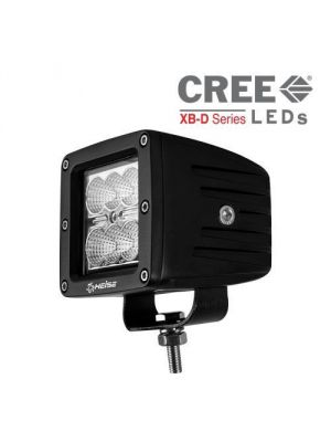 Heise HE-CL3 3 Inch 6 LED Cube Light