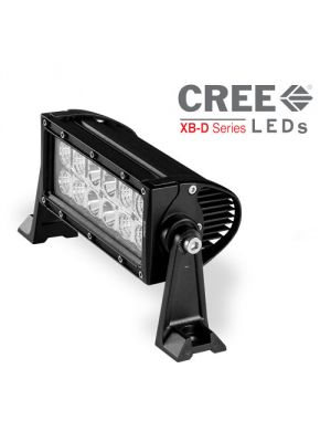 Heise HE-DR8 8 Inch Dual Row LED Lightbar