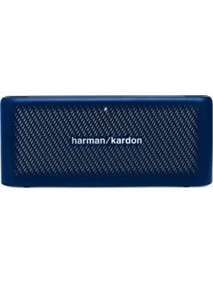 Harman Kardon HKTRAVELERBLU Traveler Portable Wireless Speaker (Blue)