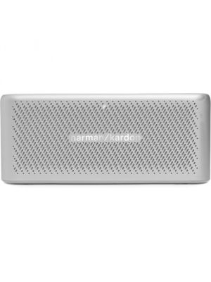 Harman Kardon HKTRAVELERSIL Traveler Portable Wireless Speaker (Silver)