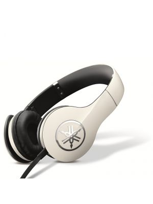 Yamaha HPH-PRO300WH PRO 300 On-Ear Headphones (White)