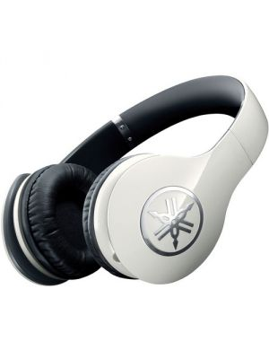 Yamaha HPH-PRO400WH PRO 400 High-Fidelity Over-Ear Headphones (White)