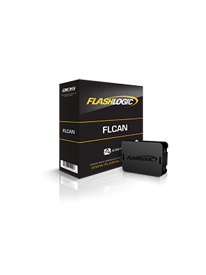 Flashlogic HRNPKAL2 FLCAN Harness (8 Pack)