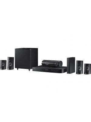 Samsung HT-F6500W 5.1 Blu-ray home theater system with Wi-Fi® and wireless rear speakers