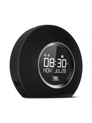 JBL JBLHORIZONBLKAM Bluetooth Clock Radio with USB Charging