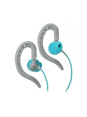 JBL JBLFOCU100TEL Behind-The-Ear Sport Sweat Proof Headphones with Twistlock Technology