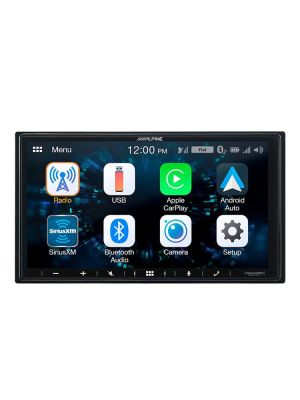 Alpine iLX-W650 Mechless Multimedia Receiver (iLXW650)