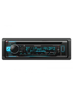 Kenwood KDC-BT368U CD Receiver with Built-in Bluetooth