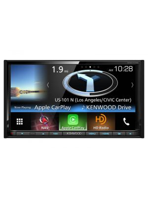 Kenwood DNX773S 2-Din AV Multimedia Navigation System With Bluetooth & HD Radio
