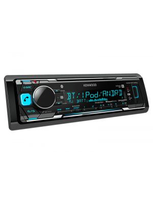 Kenwood KMM-BT318U Digital Media In-Dash Receiver w/ Built-In Bluetooth