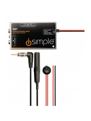 iSimple IS31 Universal Auxiliary Input for FM Radios