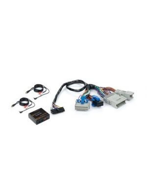 PAC ISGM535 Dual Auxiliary Input Interface Kit for GM