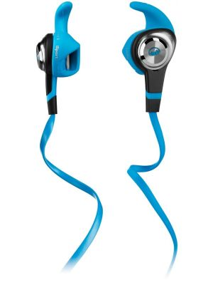 Monster® MH-ISRT-STV-IE-BL-CU-WW iSport Strive In-Ear Headphones with ControlTalk Universal™ (Strive Blue)