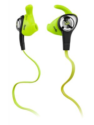 Monster® MH-ISRT-INT-IE-GR-CA-WW iSport Integrity In-Ear Headphones with ControlTalk™ (Integrity Green)