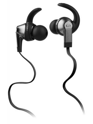 Monster® MH-ISRT-VIC-IE-BK-CA-WW iSport Victory In-Ear Headphones with ControlTalk™ (Black)
