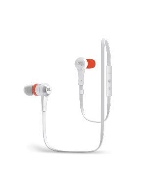 JBL J46BT Wireless In-Ear Headphones (White)