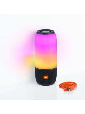 JBL Pulse 3 Portable Waterproof Bluetooth Speaker with 360° Lightshow