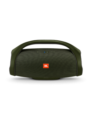 JBL JBLBOOMBOXGRNAM Boombox Bluetooth Speaker (Forest Green)