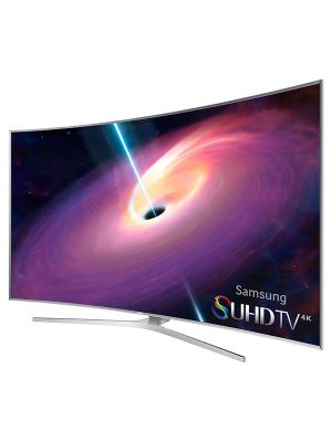 Samsung UN65JS9500FXZA 4K SUHD JS9500 Series Curved Smart TV - 65