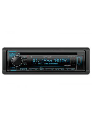 Kenwood KDC-BT32 1-Din CD Receiver with Bluetooth