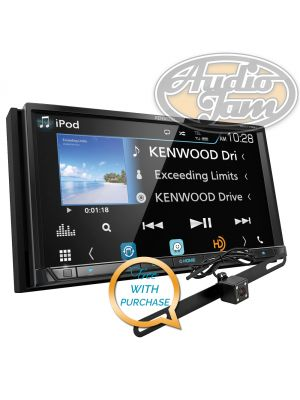 Kenwood DDX775BH Car DVD Receiver