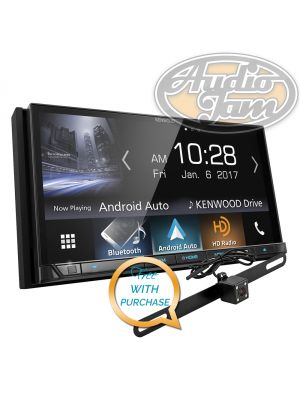 Kenwood DDX9704S 2-Din Monitor Receiver with Bluetooth & HD Radio