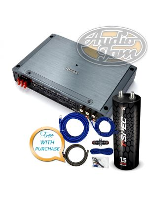 Kenwood Excelon XR901-5 Reference Series 5-Channel Car Amplifier