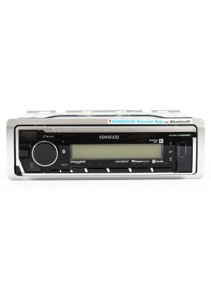 Kenwood KMR-M322BT In-Dash Marine Receiver