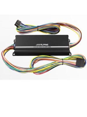 Alpine KTP-190U Alpine - Universal Mono Head Unit Power Pack