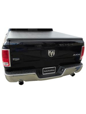 Luverne Truck Equipment 761411 Tonneau Cover Black