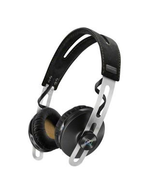Sennheiser MOMENTUM On-Ear Wireless w/ Integrated Microphone (Black) (M2OEBTBLACK)