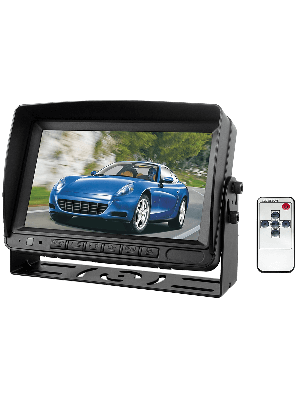 Rydeen M7000P 7-inch Stand Alone Backup Monitor