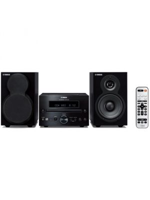 Yamaha MCR-232 Component System for iPod, iPhone and iPad (Black)