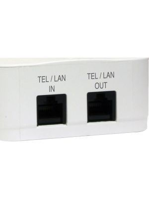 Panamax MD2-TL 2 Outlet Direct Plug-In Surge Protector with Tel/Lan