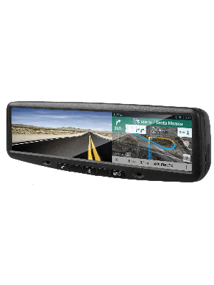 Rydeen MD4BT HDMI Smart Rearview Mirror with Bluetooth