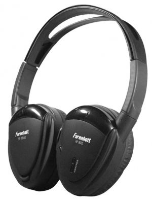 Power Acoustik HP900S 2 Channel RF 900MHz Headphone, Single