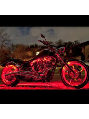 Motorcyle LED KIT with FREE Installation
