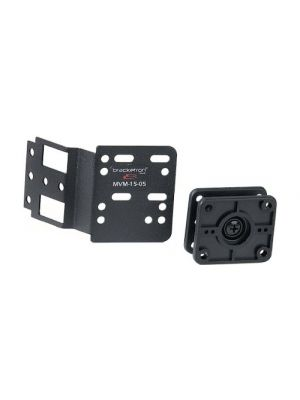 Bracketron MVM1505 Multi Vehicle Mounting Bracket for Mobile Electronics - Short