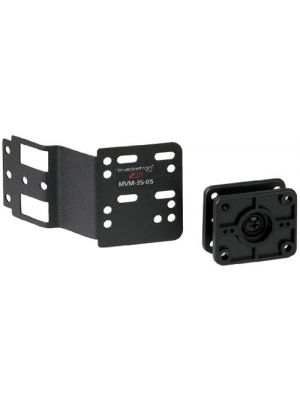 Bracketron MVM3505 Multi Vehicle Mounting Bracket for Mobile Electronics - Medium