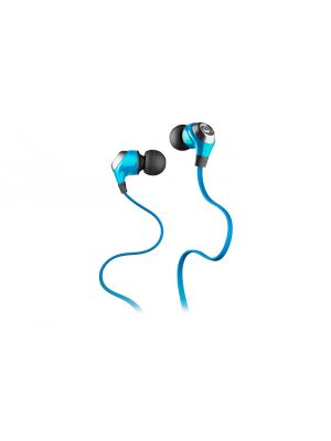 Monster® MH-NLT-IE-BL-CU-W NCredible NLite Noise-Isolating In-Ear Headphones (Blue)