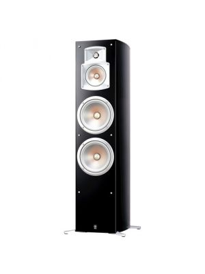 Yamaha NS-777 250W Floorstanding Speaker (Single, Black)