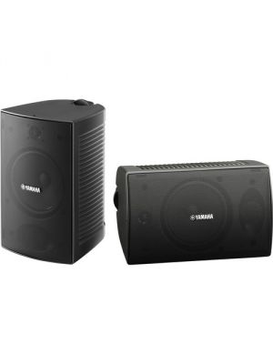 Yamaha NS-AW294BL Outdoor Speakers (Pair, Black)