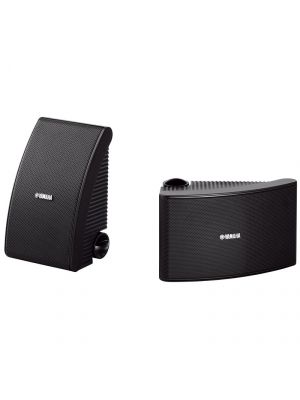 Yamaha NS-AW392BL All-Weather Speakers (Black, Pair)