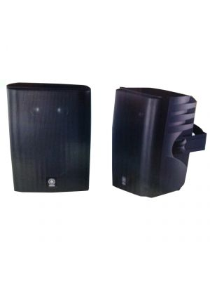 Yamaha NS-AW570BL All-Weather Indoor/Outdoor Speakers (Black)