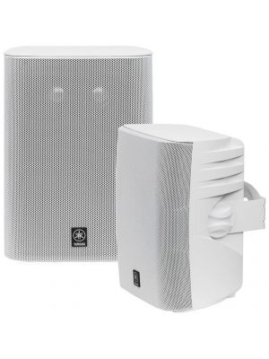 Yamaha NS-AW570WH All-Weather Indoor/Outdoor Speakers (White)