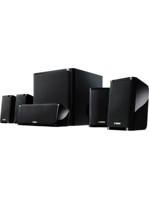 Yamaha NS-P40BL 5.1-Channel Speaker System (Black)